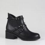 Boots, FAN100BLACK