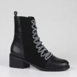 Boots, FAN120BLACK