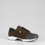 Sneakers, RUN1370BROWN